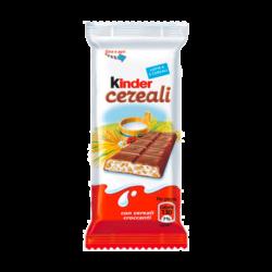 kinder-cereali